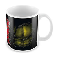 Marvel Hulk Green - Avengers Ceramic Mug