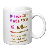 Prithish Funny Quote White Mug
