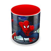 Marvel Spider-Man in Action Ceramic Mug
