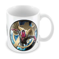 Marvel Vision Ceramic Mug