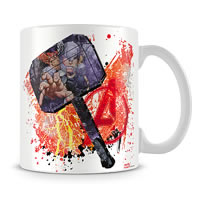 Marvel Thor Weapon Ceramic Mug