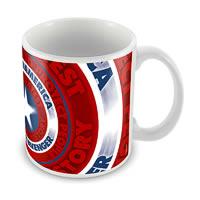 Marvel Captain America - 75 Years New Classic Ceramic Mug