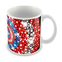 Marvel Avenger Captain America New Ceramic Mug