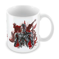 Marvel Ultron Red - Avengers Ceramic Mug