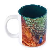 Hot Muggs Wild Focus - Ravishing Beauty Mug