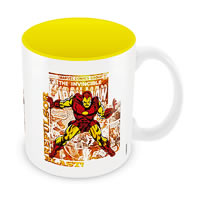 Marvel Comics Iron Man Ceramic Mug