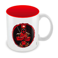 Marvel Deadpool - Standing Ceramic Mug