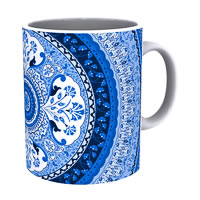 Kolorobia Turkish Blue Mug