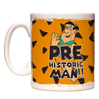 Warner Brothers The Flintstones - Pre Historic Mug