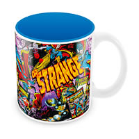 Marvel Dr. Strange Comics Ceramic Mug