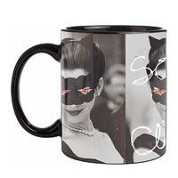 Warner Brothers Social Climber Catwoman Mug