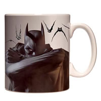 Warner Brothers Batman - One With The Night Mug