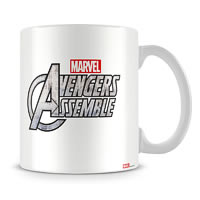 Marvel Avengers Assemble All Cast Ceramic Mug