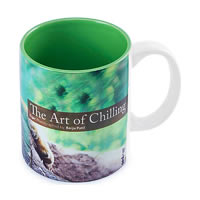 Hot Muggs Wild Focus - Art of Chilling Mug