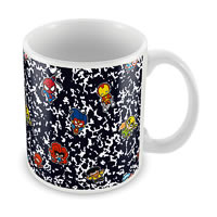 Marvel Kawaii - Design Ceramic Mug