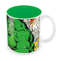 Marvel Comics Strange Hulk Ceramic Mug