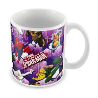 Marvel Ultimate Spider-Man All Ceramic Mug