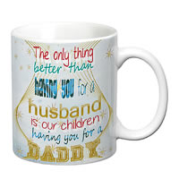 Prithish Better Than Having You For A Husband ... White Mug