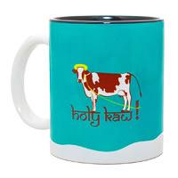 MadCap Holy Kaw Designer Ceramic Mug