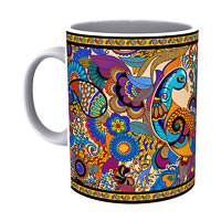 Kolorobia Graceful Peacock Mug