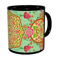 Kolorobia Classic Mughal Classic Black Mug