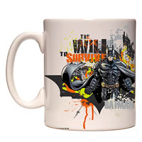 Warner Brothers The Will to Survive Mug