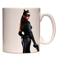 Warner Brothers Wanna Hold my Hand - Catwoman Mug