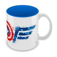 Marvel Classic Captain America Avenger Ceramic Mug