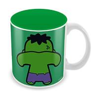 Marvel Hulk - Kawaii Art Ceramic Mug
