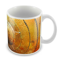 Marvel Captain America - 75 Years Ceramic Mug