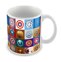Marvel Avengers - Captain America Ceramic Mug