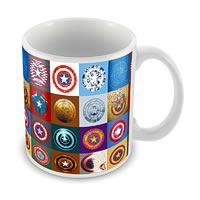 Marvel Avengers - Captain America Ceramic Mug