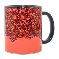 MadCap Glamourous Designer Ceramic Mug