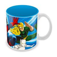 Marvel Spider-Man - Nova Iron Fist Ceramic Mug