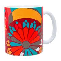 MadCap Vibrance Designer Ceramic Mug