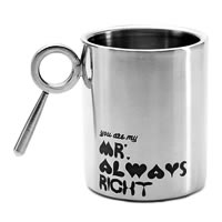 Hot Muggs For You - My Mr. Always Right Mug