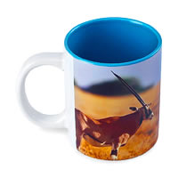 Hot Muggs Wild Focus - I'm Armed Mug