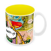 Marvel Comics Iron Fist Action Ceramic Mug