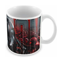 Marvel Ultron Face - Avengers Ceramic Mug