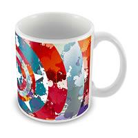 Marvel Captain America - 75 Years Design Ceramic Mug
