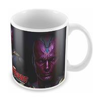 Marvel Vision - Avengers Ceramic Mug