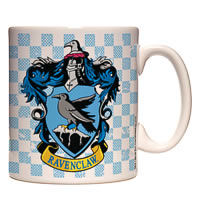Warner Brothers Harry Potter and The Deathly Hallows - Ravenclaw Mug