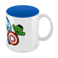 Marvel Kawaii - Avengers Ceramic Mug