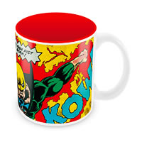 Marvel Comics Iron Fist Ceramic Mug
