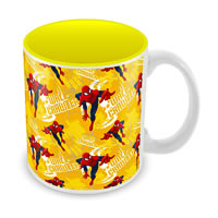Marvel Spider-Man Wall Crawler Ceramic Mug