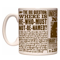 Warner Brothers Harry Potter - Undesirable No. 1 Mug
