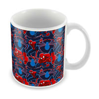 Marvel Spider-Man Collage Ceramic Mug