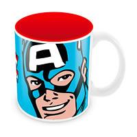 Marvel Comics Captain America Ceramic Mug