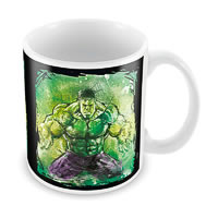 Marvel Hulk - Green Ceramic Mug