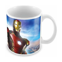 Marvel Age of Ultron - Iron Man Ceramic Mug